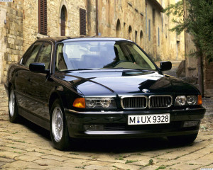 ремонт турбины BMW  E38