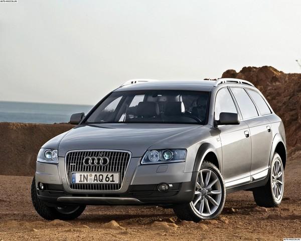 Ремонт генератора Audi Allroad