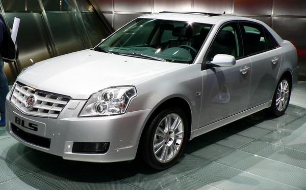 Ремонт генератора Cadillac BLS