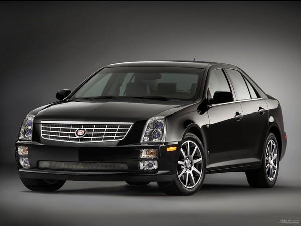 Ремонт генератора Cadillac STS