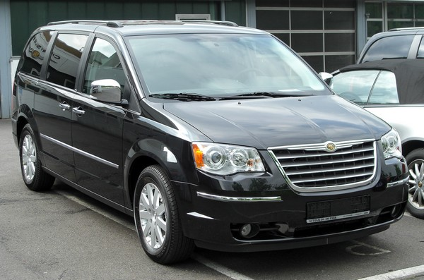 Ремонт генератора Chrysler Grand Voyager I-V