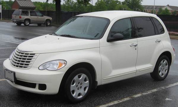 Ремонт генератора Chrysler PT Cruiser